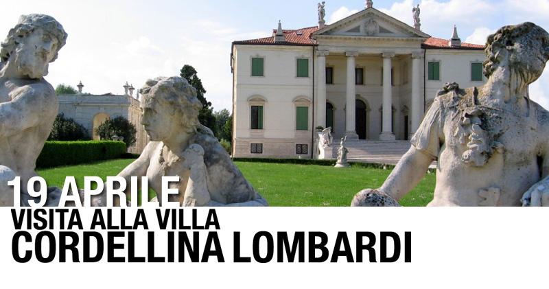 visita guidata villa cordellina montecchio