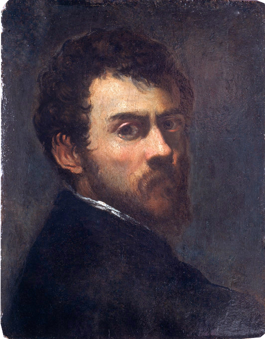 Self-portrait  *oil on panel  *45.7 x 36.8 cm  *ca. 1548