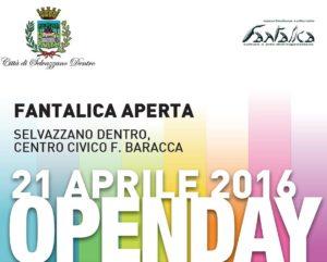 open day Fantalica selvazzano