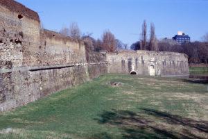 visita alle mura