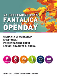openday settembre