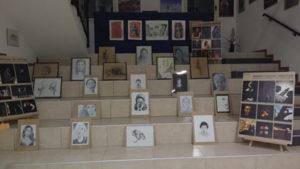 esposizione artistica a Fantalica