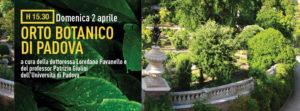 pomeriggi d'arte: orto botanico di Padova